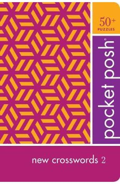 Pocket Posh New Crosswords 2 - The Puzzle Society