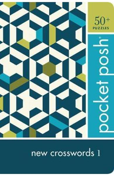 Pocket Posh New Crosswords 1 - The Puzzle Society
