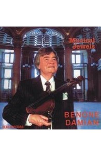 CD Benone Damian - Musical Jewels