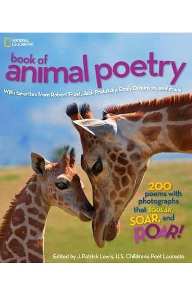 National Geographic Kids Book of Animal Poetry