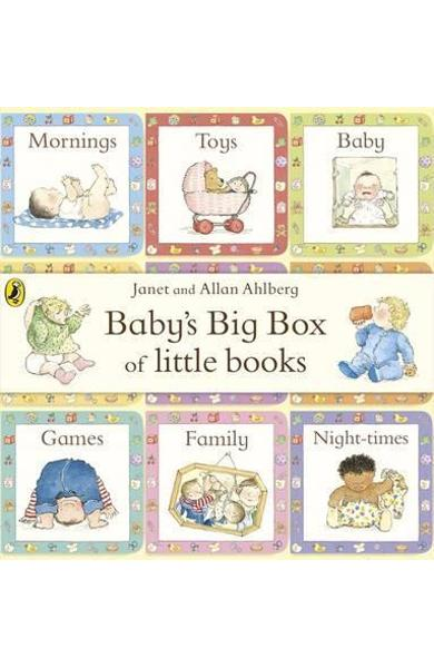 Baby's Big Box of Little Books - Janet Ahlberg