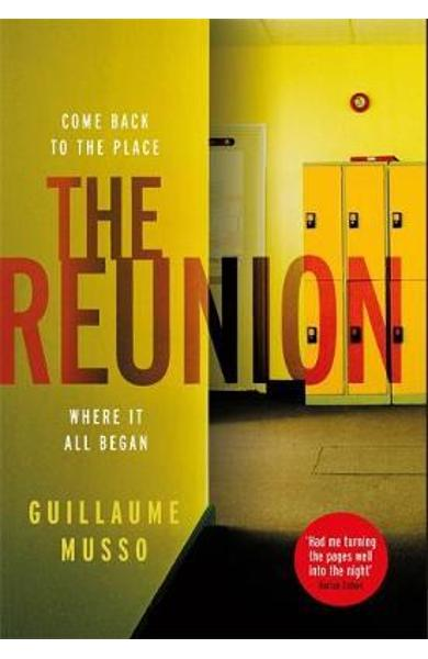 Reunion - Guillaume Musso