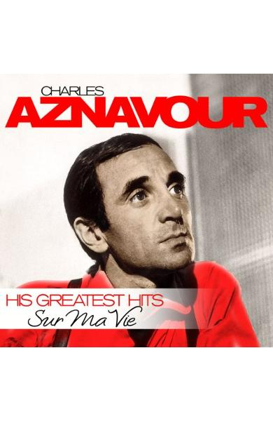VINIL Charles Aznavour - Sur ma vie - His greatest hits