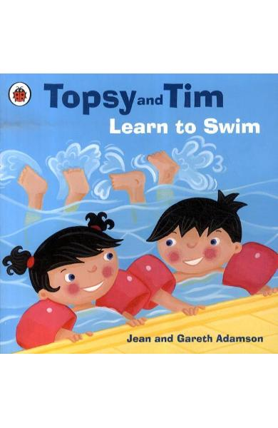 Topsy and Tim: Learn to Swim - Jean Adamson
