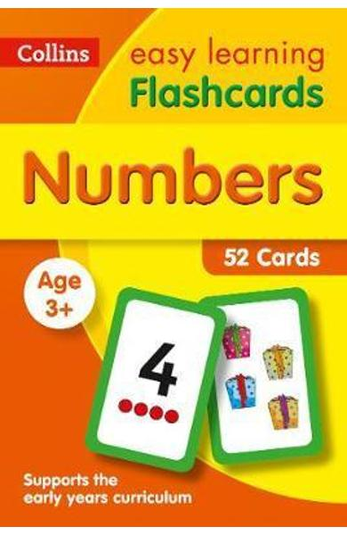 Numbers Flashcards -