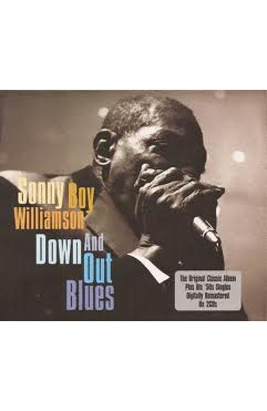 2CD Sonny Boy Williamson - Down And Out Blues