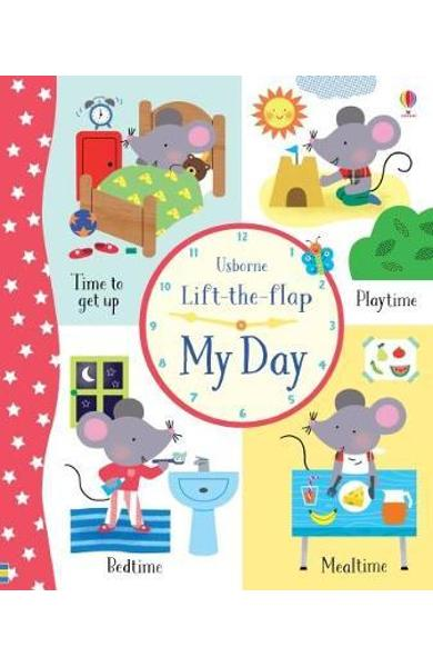 Lift-the-Flap My Day
