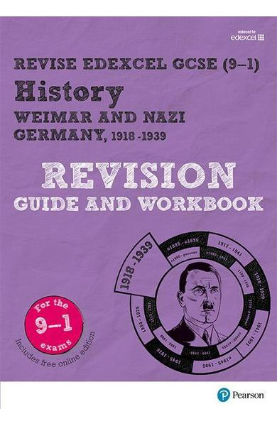 Revise Edexcel GCSE (9-1) History Weimar and Nazi Germany Re