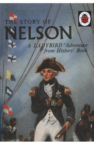 Story of Nelson: A Ladybird Adventure from History Book - L Du Garde Peach