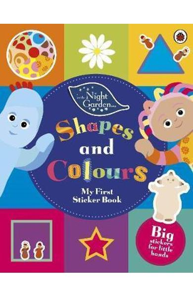 In The Night Garden: Shapes and Colours -