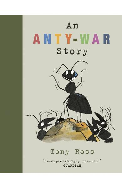 Anty-War Story - Tony Ross