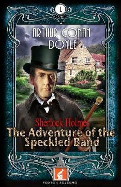 Adventure of the Speckled Band Foxton Reader Level 1 (400 he