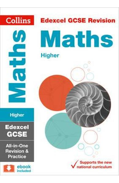 Edexcel GCSE Maths Higher Tier