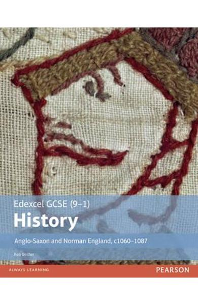 Edexcel GCSE (9-1) History Anglo-Saxon and Norman England, c