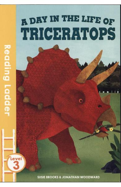day in the life of Triceratops