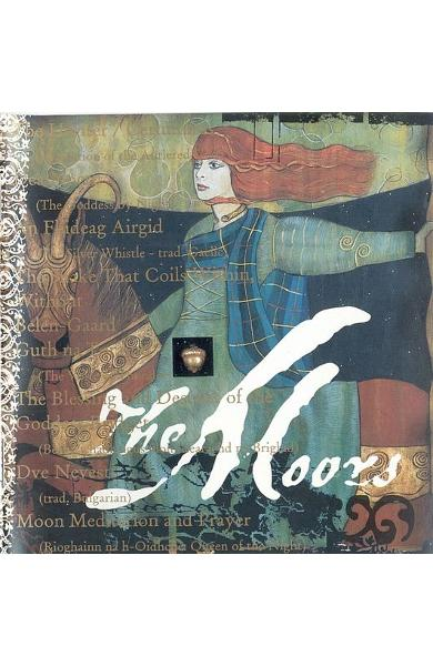 CD The Moors - The Moors
