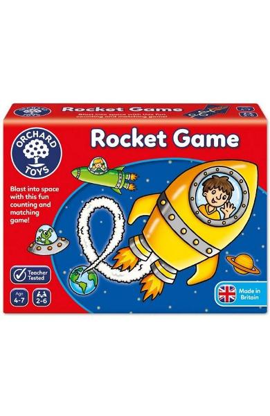 Rocket Game. Racheta