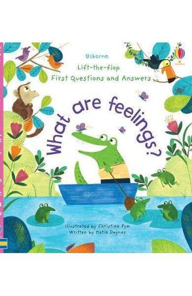 What are Feelings? - Katie Daynes