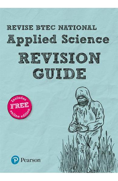 BTEC National Applied Science Revision Guide
