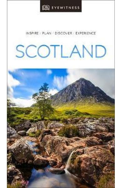 DK Eyewitness Travel Guide Scotland -