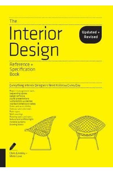 Interior Design Reference & Specification Book updated & rev