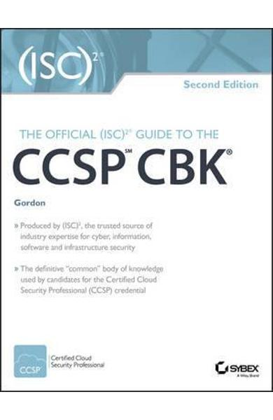 Official (ISC)2 Guide to the CCSP CBK