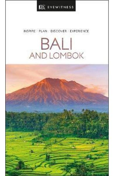 DK Eyewitness Travel Guide Bali and Lombok -