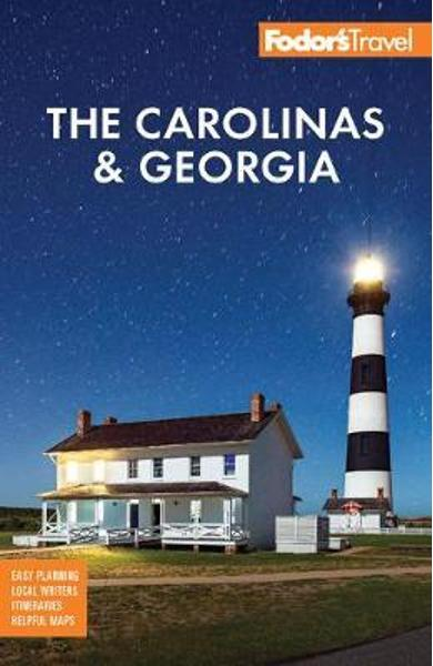 Fodor's The Carolinas & Georgia -