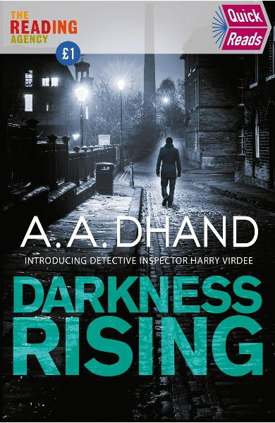 Darkness Rising - A A Dhand