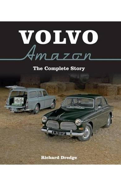 Volvo Amazon - Richard Dredge