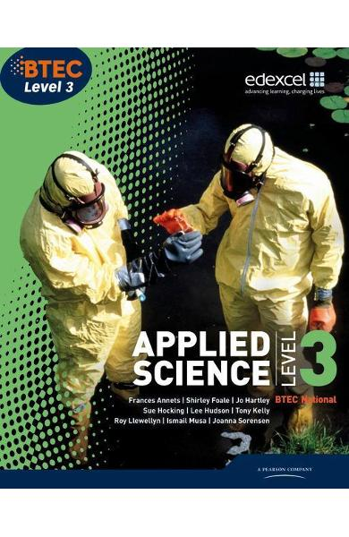 BTEC Level 3 National Applied Science Student Book - Patricia Rhodes