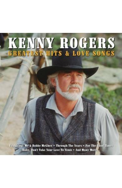 2CD Kenny Rogers - Greatest hits & Love songs