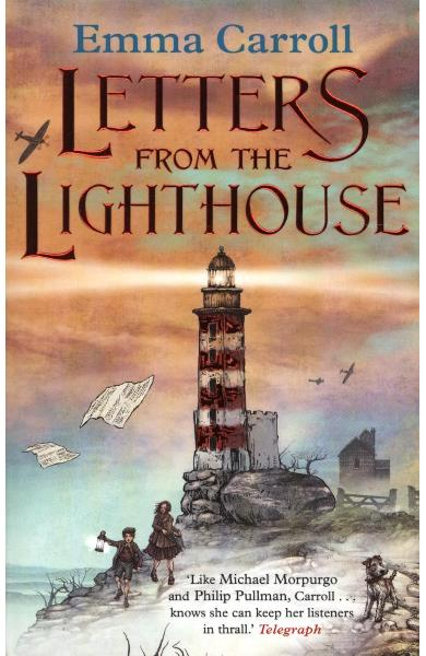 Letters from the Lighthouse - Emma Carroll