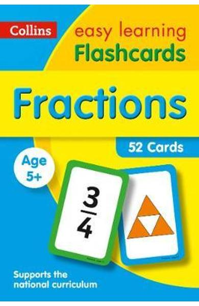 Fractions Flashcards -