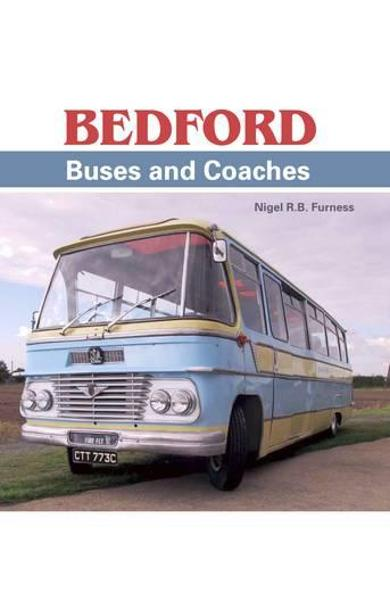 Bedford Buses and Coaches - Nigel R  B Furness