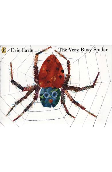 Very Busy Spider - Eric Carle