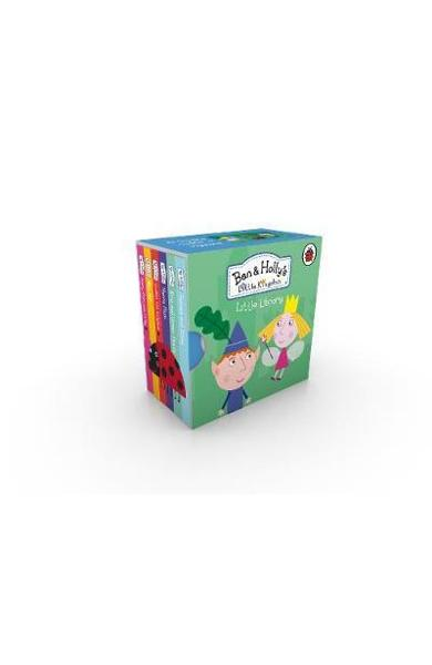 Ben and Holly's Little Kingdom: Little Library -
