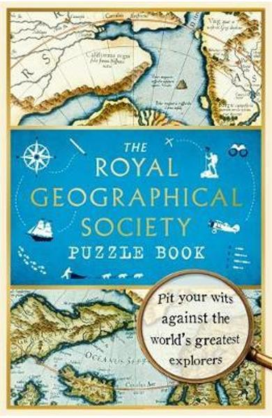 Royal Geographical Society Puzzle Book -