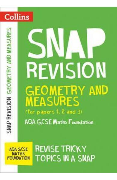 Geometry and Measures (for papers 1, 2 and 3): AQA GCSE 9-1 - Collins GCSE