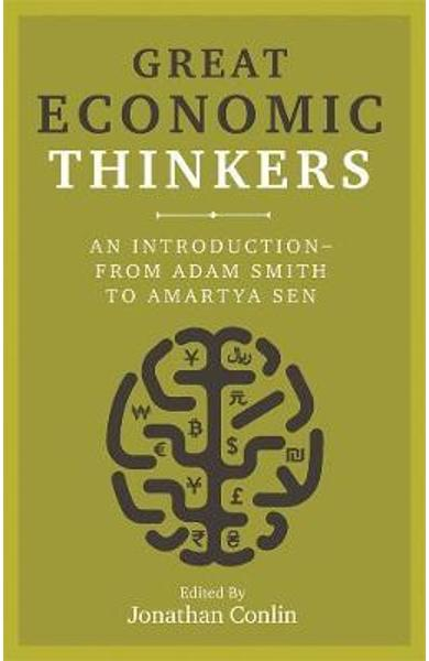 Great Economic Thinkers - Jonathan Conlin