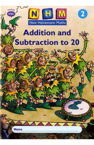 New Heinemann Maths Yr2, Addition and Subtraction to 20 Acti