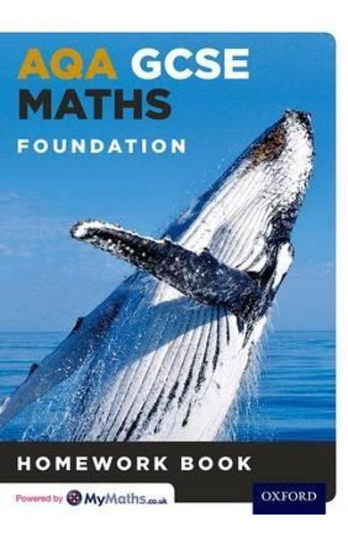 AQA GCSE Maths Foundation Homework Book