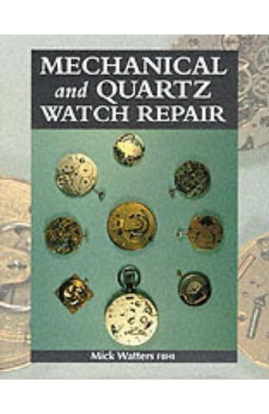Mechanical and Quartz Watch Repair - Mick Watters