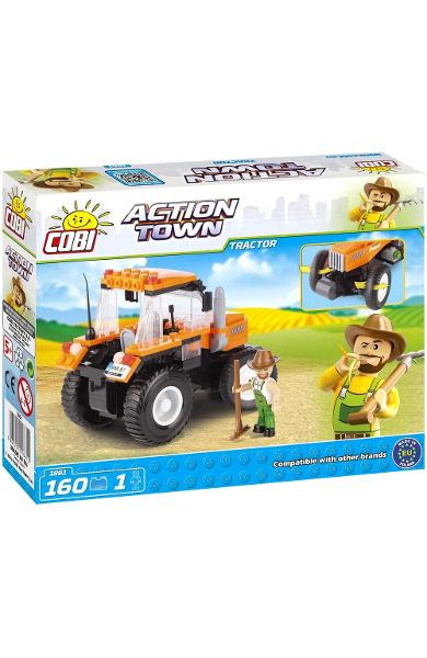 Action Town. Tractor