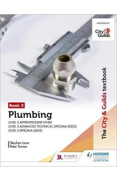 The City & Guilds Textbook: Plumbing Book 2 for the Level 3 - Michael Maskrey