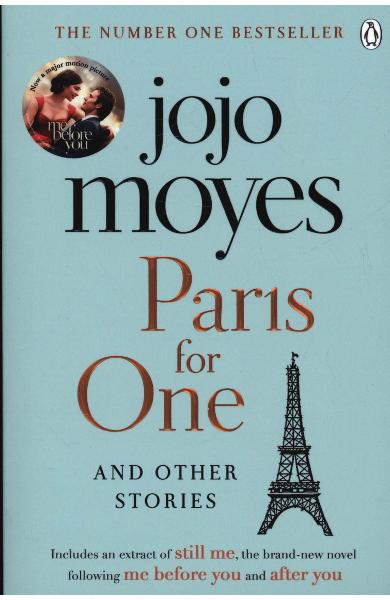 Paris for One and Other Stories - Jojo Moyes