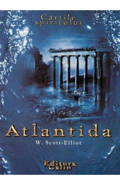 Atlantida - W. Scott-Elliot