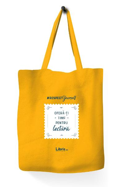 Sacosa Libris Respect Yourself