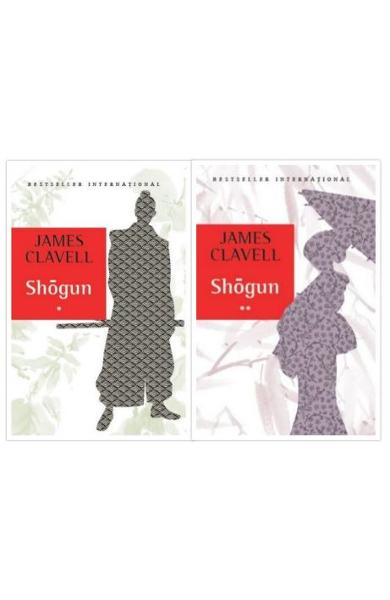 Shogun Vol.1+2 - James Clavell