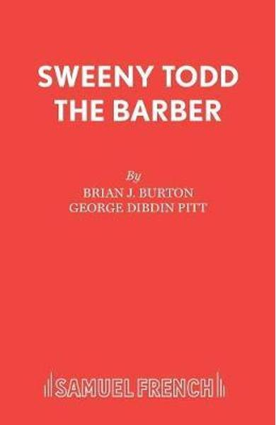 Sweeney Todd the Barber